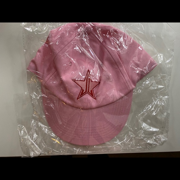 Jeffree Star Other - Jeffree Star Baseball Cap in Baby Pink